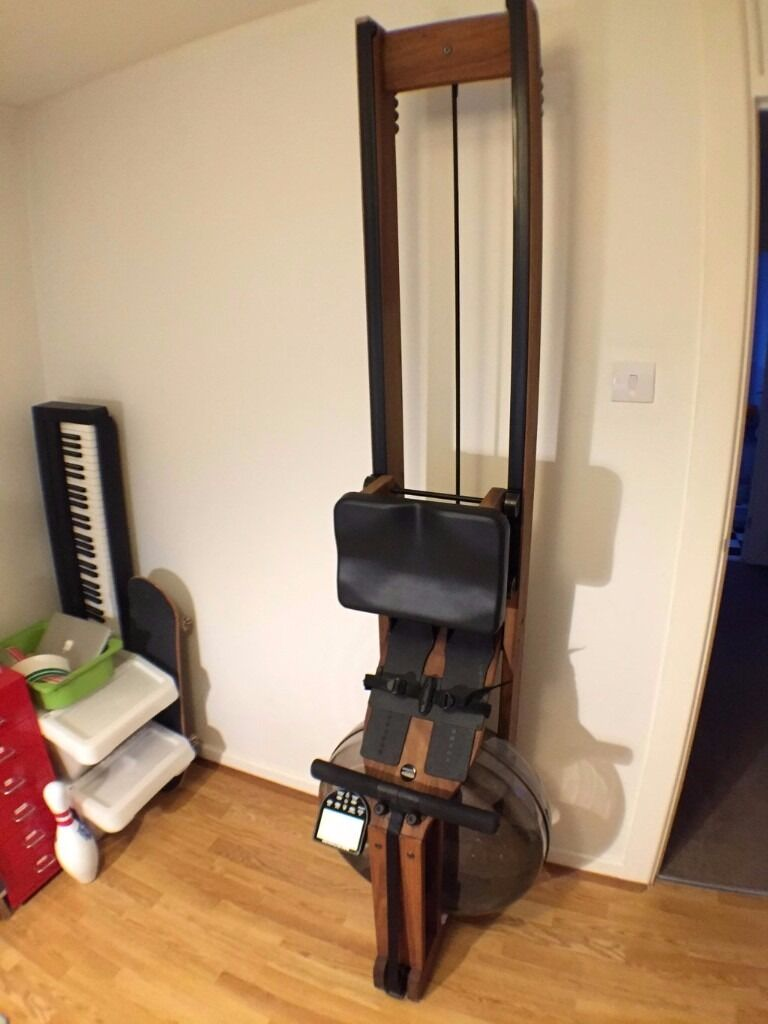 roger black rowing machine instructions