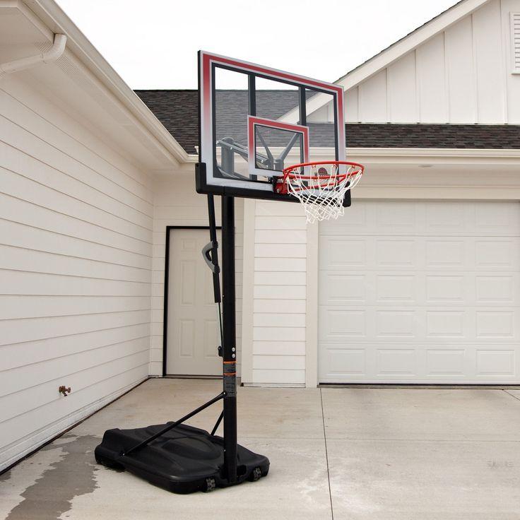 lifetime 50 inch shatter proof portable basketball hoop instructions